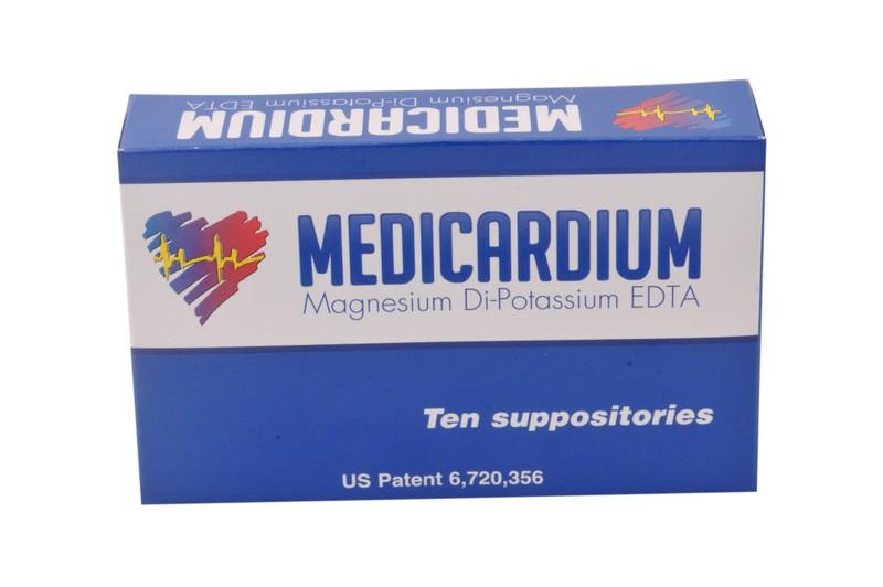 Medicardium Terapia De Quelacion