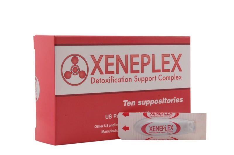 Xeneplex Terapia de Quelación EDTA